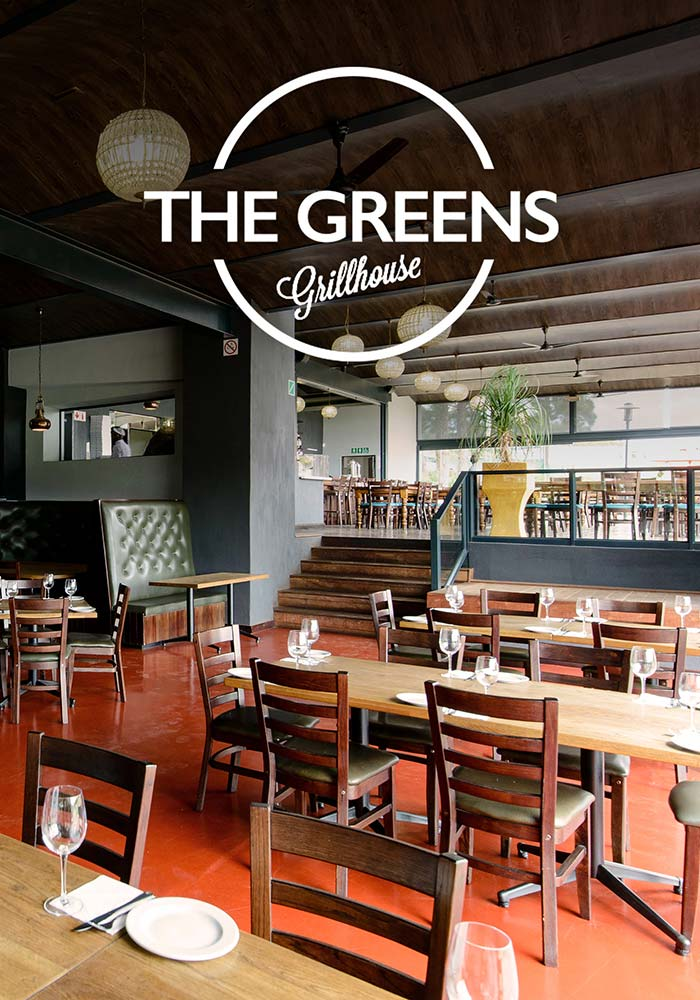 Greens Grillhouse at Eye of Africa